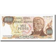 Argentine, 1000 Pesos, Undated (1977-83), Undated (1977-1983), KM:304b, NEUF - Argentine