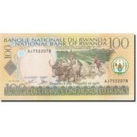 Rwanda, 100 Francs, 2003, 2003-09-01, KM:29b, NEUF - Rwanda