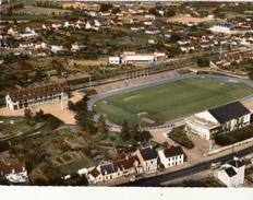 58 - ST LEGER Des VIGNES -Le Stade -  Vue Générale Aérienne - Altri Comuni