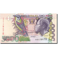 Saint Thomas And Prince, 5000 Dobras, 1996, KM:65b, 2004-08-26, NEUF - Sao Tomé Et Principe