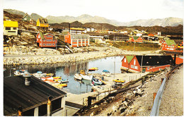 Greenland 1985 Postcard Frederikshab Ca Pölarstern, Ca Longyearbyen (35652) - Poolshepen & Ijsbrekers
