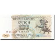 Transnistrie, 100 Rublei, 1993-1994, 1993, KM:20, NEUF - Billets