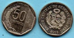 PEROU / PERU  50 Centimos  2003 UNC / NEUVE - Peru