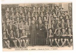 22 Lannion Institution Saint Joseph Scouts De France - Lannion