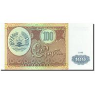 Tajikistan, 100 Rubles, 1994, 1994, KM:6a, NEUF - Tadjikistan
