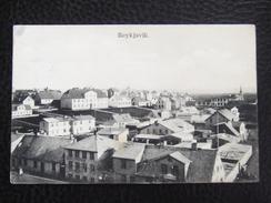 Iceland 7 Reykjavik  1912 Ed Johnsson  Reykjavik