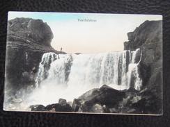 Iceland Island 6 Yestdalfloss 1912 Ed Einarsson Akureyri - Iceland