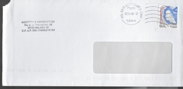 ITALIE   Lettre - Affrancature Meccaniche Rosse (EMA)