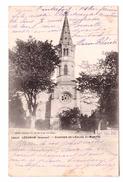 33 Leognan Clocher De L' Eglise St Saint Martin - France