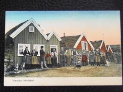Iceland Island 2 Islenzkur Bondabaer 1912 Ed 16741 Johansan Reykjavik