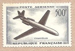36 ** Prototype 500F. Poste Aérienne - Poste Aérienne