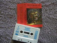 MOTORHEAD K7 AUDIO VERIFIEZ LA PHOTO...ET LIRE IMPORTANT...  REGARDEZ LES AUTRES (PLUSIEURS) - Audiokassetten