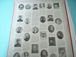ANCIENNE TABLEAU D HONNEUR  1914-18 DE BAZELAIRE - 1914-18