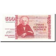 Iceland, 500 Kronur, KM:55a, 2001-05-22, NEUF - Islande