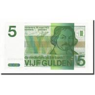 Pays-Bas, 5 Gulden, KM:95a, 1973-03-28, NEUF - [2] 1815-… : Reino De Países Bajos