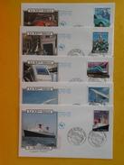 FDC > 2000-2009 - Le XXème Siècle V: Transports - Paris - 23.3.2002 - 1er Jour, Cote 17 € Lot 5 FDC - FDC