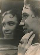 Grande Photo D' Une Artiste Actrice  Comédienne  Je Pense  à Identifier ( Année 1936 Ou 1937  ) - Unclassified