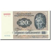 Danemark, 20 Kroner, 1979-1988, KM:49a, NEUF - Danemark