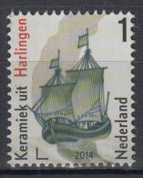 Nederland – Mooi Nederland 2014 – Keramiek Uit Harlingen - Postfris/MNH - NVPH 3167A - Periode 2013-... (Willem-Alexander)