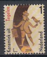 Nederland – Mooi Nederland 2014 – Keramiek Uit Tegelen - Postfris/MNH - NVPH 3166A - Periode 2013-... (Willem-Alexander)