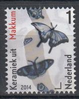 Nederland – Mooi Nederland 2014 – Keramiek Uit Makkum - Postfris/MNH - NVPH 3168A - Periode 2013-... (Willem-Alexander)