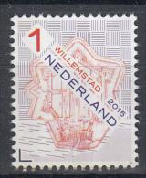 Nederland - Uitgiftedatum 26 Mei 2015 - Mooi Nederland  2015 - Vestingsteden - Willemstad - MNH/postfris - Periode 2013-... (Willem-Alexander)