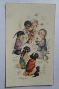 Ferrandiz Illustrateur 1960 - Obj. 'Souvenir De'