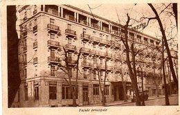 Cp574  Marseille Hotel Splendide  A Circulé En 1933 - Autres