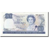 Nouvelle-Zélande, 10 Dollars, 1985-1989, KM:172b, SUP - Nouvelle-Zélande