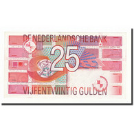 Pays-Bas, 25 Gulden, KM:100, 1999-04-05, SUP+ - [2] 1815-… : Kingdom Of The Netherlands