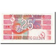 Pays-Bas, 25 Gulden, KM:100, 1999-04-05, SUP+ - [2] 1815-… : Reino De Países Bajos