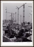 Foire De Paris, Stand Des Grues. - Orig. 1950/60s Photo 13 X 18 Cm - Ppf036 - Photos