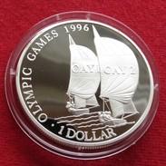 Cayman Islands 1 $ 1996 Sail Regata Atlanta Olympic Games - Cayman Islands