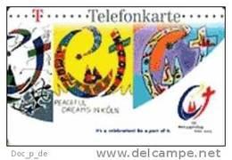Deutschland - Germany - P05/05 -  XX. Weltjugendtag Köln 2005 - Germany