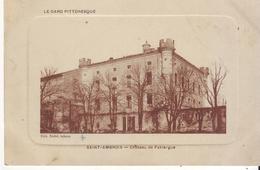 Cpa St Ambroix Chateau De Fabiargue - Saint-Ambroix