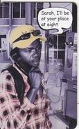 "NAMIBIA(chip) - Plan Ahead/Sarah I""ll Be..., Used - Namibia"