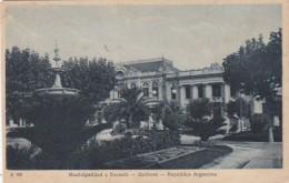 Argentina Quilmes Municipalidad y Escuela