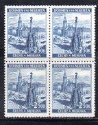 XP3052 - BOEMIA MORAVIA 1939, OLOMOUC  2,50 K  Coppia  *** - Boemia E Moravia