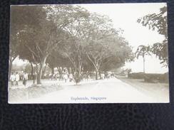 Singapore 4 Esplanade Cca 1910 - Singapore