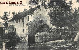 VERDELOT ANCIEN MOULIN BOUCART MILL MOLEN 77 - Francia