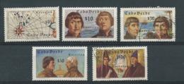 Kaapverdische Eilanden     Y /T   269  Tot  273     (O)  (plooi 273) - Cap Vert