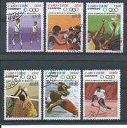 Kaapverdische Eilanden     Y /T   414 /  419     (O) - Cap Vert