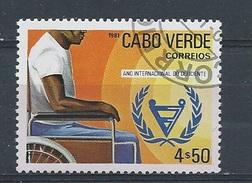 Kaapverdische Eilanden     Y /T   450A     (O) - Cap Vert