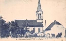 25 - Fesches-le-Chatel - L'Eglise - Autres Communes