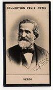 Collection Felix Potin - 1898 - REAL PHOTO - Giuseppe Verdi, Compositeur Romantique Italien, Compositore Italiano - Félix Potin