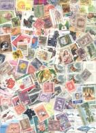 10.000  DIEZ MIL TEN THOUSAND STAMPS TIMBRES ZEGELS BOLLI ESTAMPILLAS SELOS SELLOS  USADAS Y NUEVAS - Postzegels