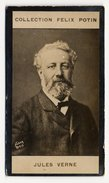 Collection Felix Potin - 1898 - REAL PHOTO - Jules Verne, écrivain Français, Romans D'aventures - Félix Potin