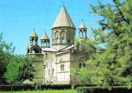 Armenia - Etchmiadzin Cathedral - Printed 1984 / Stationary - Armenien