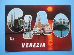 Venezia - Ciao - Tramonto - Vedutine - Scorci - Venezia (Venice)