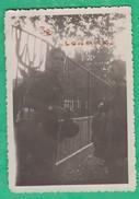 Angleterre - Londre - 1932 - 2 Scouts En Visite Au Zoo ? - Lieux